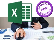 Formation PCIE – Module 4 : Tableur - Excel Perfectionnement