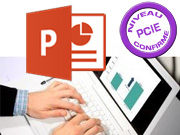 formation powerpoint module 6 presentation pcie perfectionnement