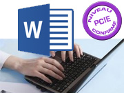 formation word module 3 traitement de texte pcie perfectionnement